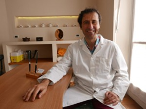 foto dottor fatiga agopuntura torino